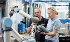 Universal Robots uruchamia nowy cykl webinariów