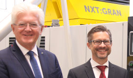 A new CEO of the Austrian Recycling Machines Manufacturer NGR