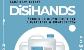 Płyn do dezynfekcji rąk w ofercie Lerg
