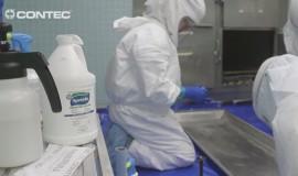 Contec, Inc., Milliken partner to produce Sporicidin brand disinfectant qualified to kill coronavirus