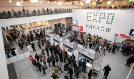 Targi w Krakowie ramię w ramię