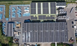 Gabriel-Chemie establishes photovoltaic installation at Austrian headquarters