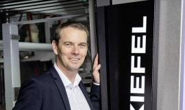Kiefel strengthens its management