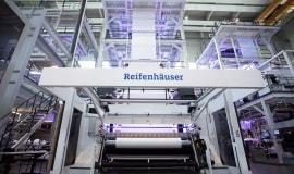 Reifenhäuser converts another pilot line for production