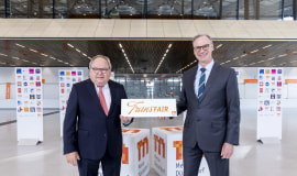 Werner M. Dornscheidt retires leaving Messe Düsseldorf after almost 37 years