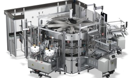 KHS presents its new modular labeling machine