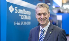 Management change at Sumitomo (SHI) Demag Italia