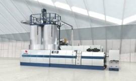 Technologia Recostar PET IV+ firmy Starlinger