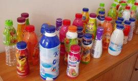 Problem z etykietami z PVC