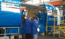 Rafamet sprzedaje maszyny do Chin