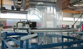 Automatyzacja w produkcji folii rozdmuchiwanej