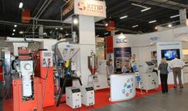 Firma KMP Plastics na targach Plastpol 2009