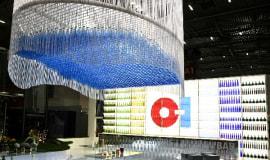 Promocja opakowań szklanych na targach Drinktec