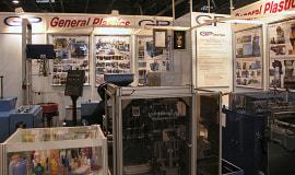 Nowoczesna miniwytłaczarko - rozdmuchiwarka General Plastics