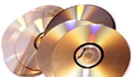 Obudowy telewizorów ze zużytych płyt CD