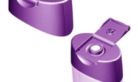 Nowe zamknięcia flip-top firmy Vertim