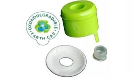 Oxo-Biodegradable Caps from Norland