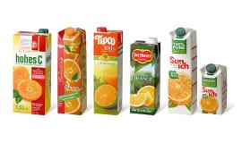 New premium trend with juicy fruit sacs