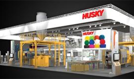 Husky's H-PET system for low volume PET preform molding