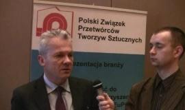 Rozmowa  video: Tadeusz Nowicki, prezes PZPTS