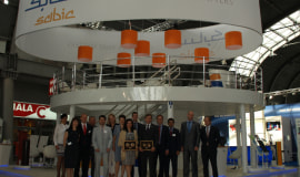 SABIC to be Honored with Two Awards for Best Material Ingenuity and Best Stand Design at Plastpol