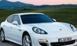 Pianka z żywicy w samochodach Porsche