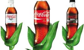 Opakowania ważnym celem strategii Coca Coli