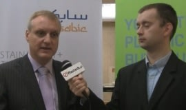 Rozmowa video: Mark Jamin, SABIC