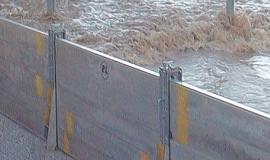 Tworzywa sztuczne w walce z powodzią