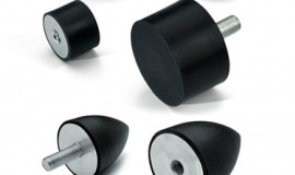 Nowe standardowe twardości gumy dla wibroizolatorów