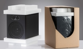 Particle foams for packaging industry