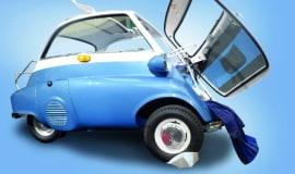 Tworzywa sztuczne ożywiły motoryzacyjną legendę