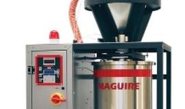 New vacuum resin dryer at K 2013