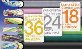 Przewody chainflex z gwarancją