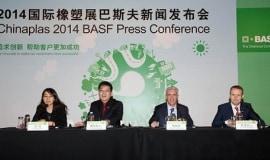 Nowości BASF na targach Chinaplas 2014
