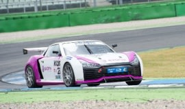 Evonik and Roding test products on the race track