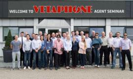 Seminarium agentów Vetaphone w Danii