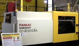Wtryskarka Fanuc w produkcji elementów optycznych