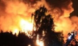 Eksplozja w niemieckich zakładach chemicznych