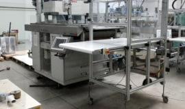 Maszyny pakujące wymagają precyzyjnych podzespołów