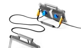 Specjalistyczny poliwęglan w lampie Magnum Future LED