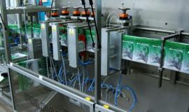 Podzespoły firmy igus w maszynie pakującej polskiego producenta