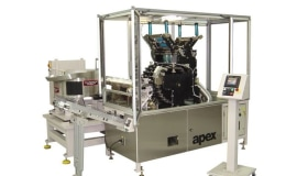 Apex Machine Company at NPE 2015