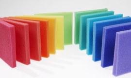 Nowości w barwieniu poliuretanów
