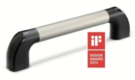 Uchwyty rurowe ETH-AN z nagrodą IF Design Award 2015