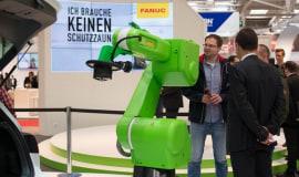 Najsilniejszy na świecie robot współpracujący