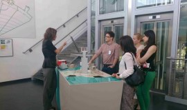 Młodzi polscy naukowcy z wizytą w centrali firmy BASF