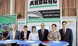 Arburg agrees further educational partnerships