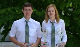Economic Chamber awards for Engel apprentices