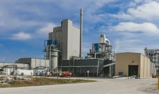 DuPont opened world's largest cellulosic ethanol plant